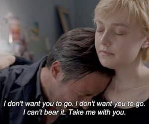 now is good, movie, and dakota fanning image