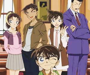 detective conan, anime, and ran image