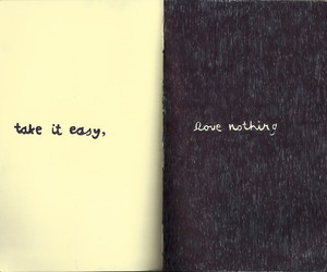 love and nothing image