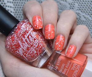 awesome, nail polish, and nail varnish image