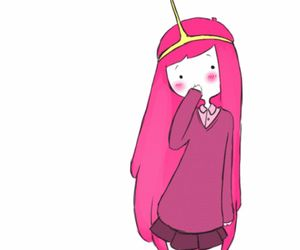 adventure time, pink, and princess bubblegum image