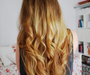 hair, beautiful, and blond image