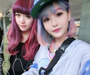 girl, kawaii, and ulzzang image