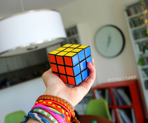 rubik's cube, quality, and tumblr image