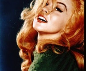 Ann Margaret, beautiful, and hair image
