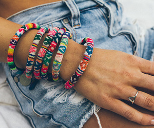 rings, style, and summer image