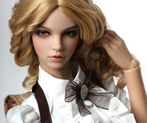 bjd, doll, and bjd dolls image