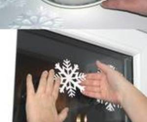 diy, how to, and snowflakes image