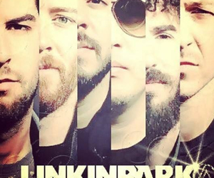 linkin park, mike shinoda, and brad delson image