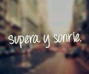 smile, supera, and frases image