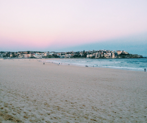 australia, backpacking, and beach image