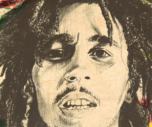 bob marley, respect, and jamaica image