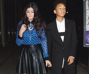 jaden smith and kylie jenner image
