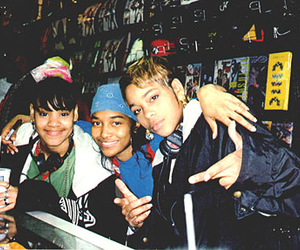 90's, chilli, and tlc image