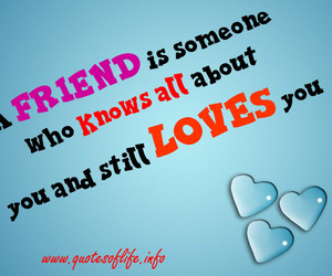 know, love, and picture quotes image