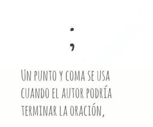frases, punto y coma, and autor image