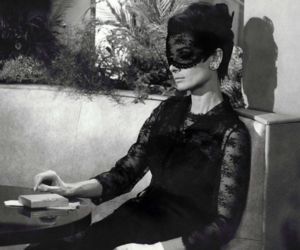 audrey hepburn and separate with comma image