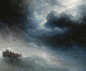 ivan aivazovsky and painting image