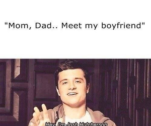 josh hutcherson, boyfriend, and josh image