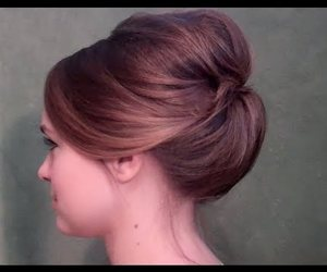 Easy, Pin Up, and hair image