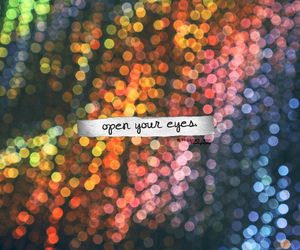 quote, eyes, and happy image