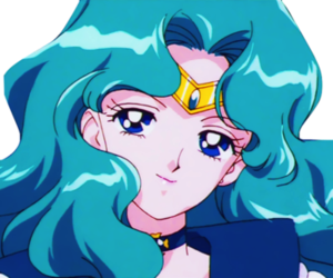 sailor neptune and sailor moon image