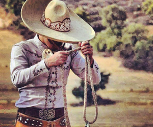guy, charro, and sexy image