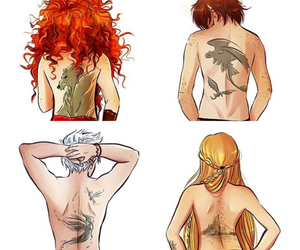 brave, jack frost, and Tattoos image