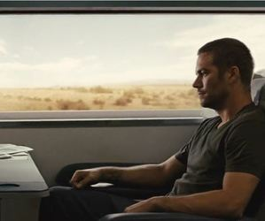 paul walker, fast five, and mia and brian image