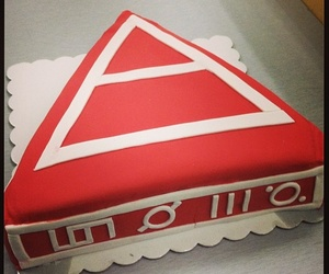 30 seconds to mars, cake, and triad image