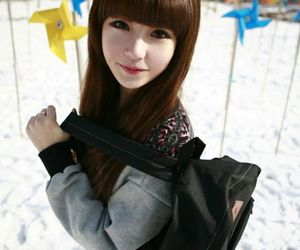 ulzzang and park hyo jin image
