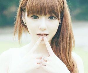 ulzzang and park hyo jin image