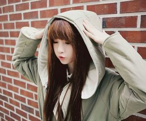 ulzzang, asian, and kfashion image