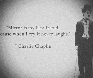 charlie chaplin, bellissime, and quotes image