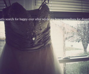 dress, pretty, and love image