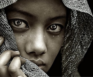 African, eyes, and pretty image