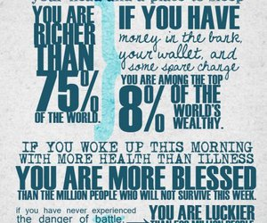 quotes, lucky, and life image