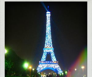 eiffel tower, paris, and propose image