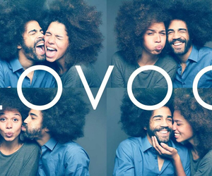 Afro, love, and beautiful image