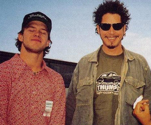 90's, blind melon, and chris cornell image