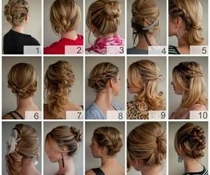 fashion, hairstyle, and types image