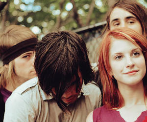 girl, paramore, and separate with comma image