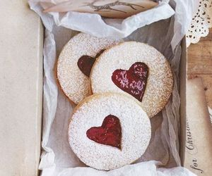 bella, christmas cookies, and cuore image