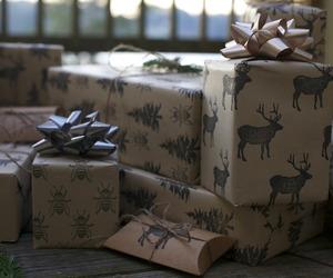 gifts, christmas, and tree image