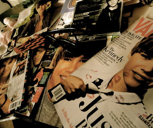 magazine, magazines, and pictures image