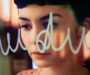 amelie, film, and vintage image