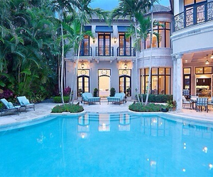 house, rich, and luxury image