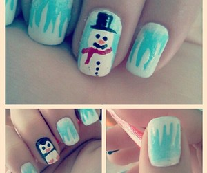 awesome, diy, and nails image