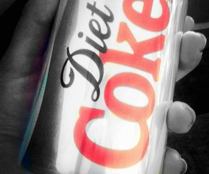 bright, colours, and diet coke image