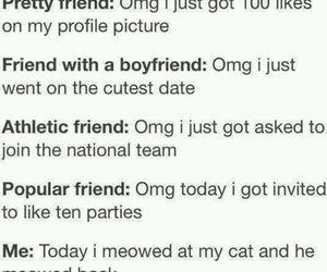 boyfriend, girl, and life image